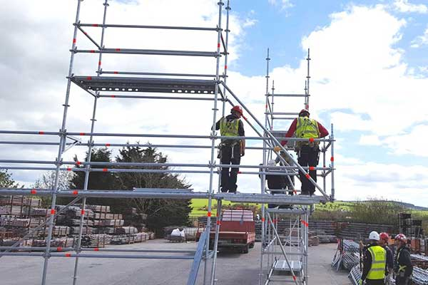 Layher UK | High Quality Scaffolding Systems