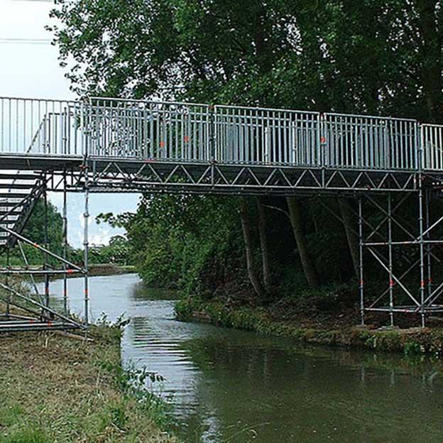 Bridging Truss System