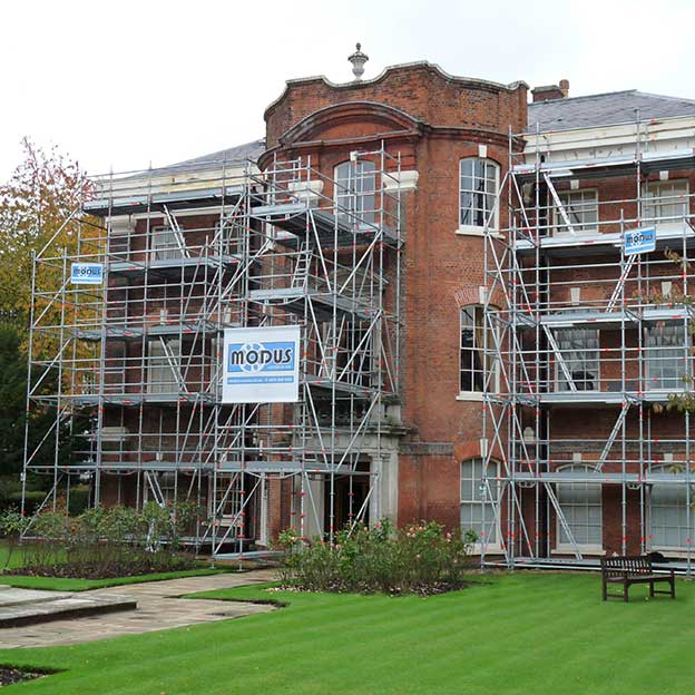 Historic Building Refurbishment