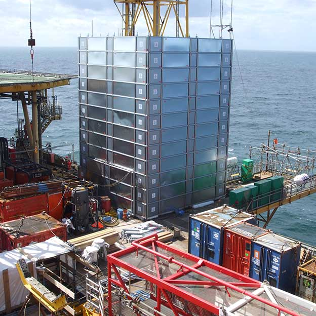 Offshore/Onshore and Petrochemical