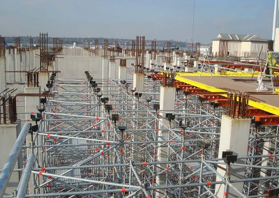 Layher Allround TG60 Shoring system