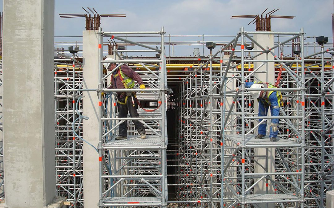 New TG60 Shoring System from Layher exceeds expectations on major project in Liverpool