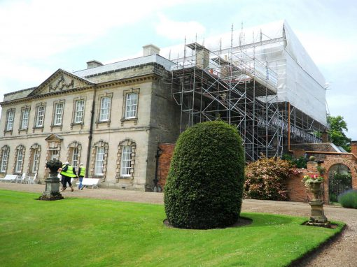 Major Building award winning project makes the most of Layher scaffolding