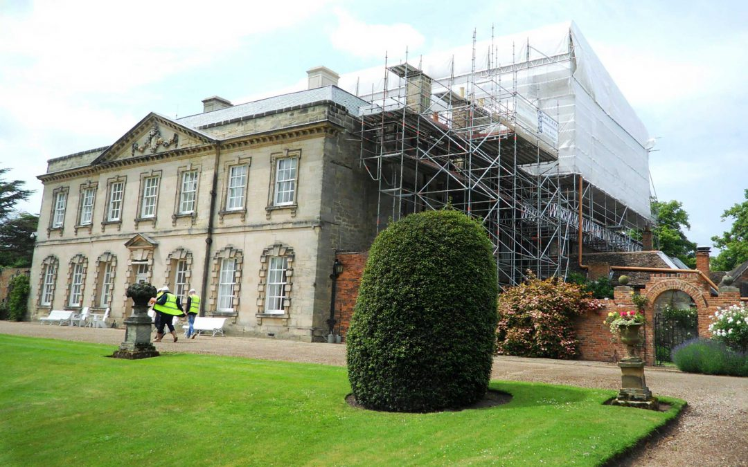 Helping to deliver prestigious refurbishment objectives