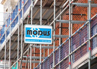 Modus Access UK makes comprehensive commitment to Layher range