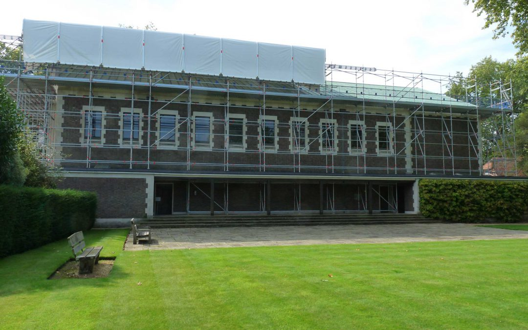 Modus Access passes all the tests during refurbishment at Winchester College