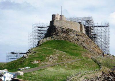 Layher - Lindisfarne Castle - IMG_2533