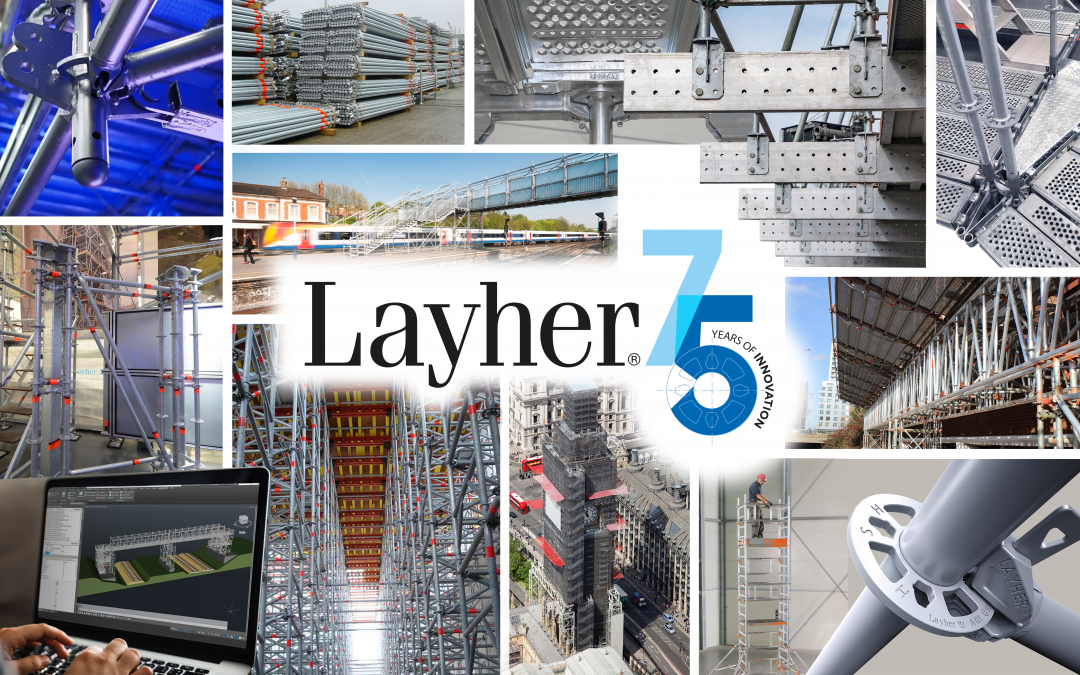 Layher's 75th anniversary signals readiness and optimism for the future
